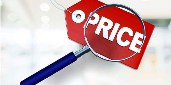 オファーの価格を決める