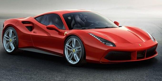Ferrariの希少価値